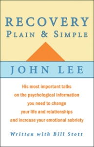 Recovery: Plain and Simple book by John Lee