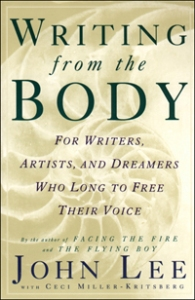 Writing from the Body book by John Lee